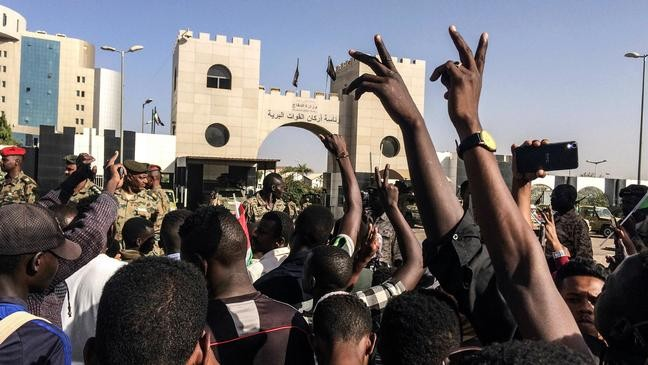 Activists say Sudan's military attempted to break up sit-in | WACH