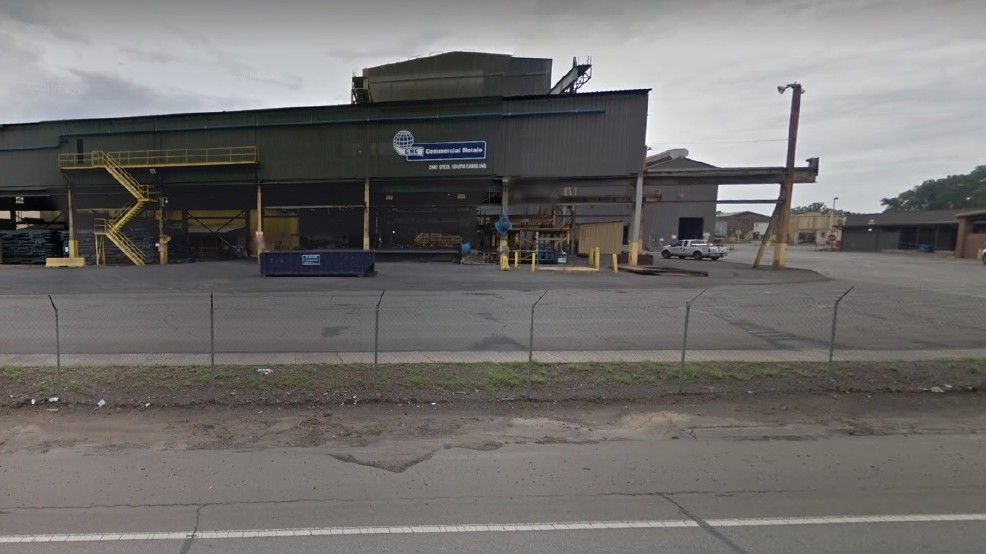 1 dead in an incident at a Midlands steel plant | WACH