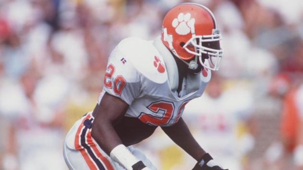 cdc74ddbbc4 Video: Former Clemson All-American Brian Dawkins elected to Pro Football  Hall of Fame