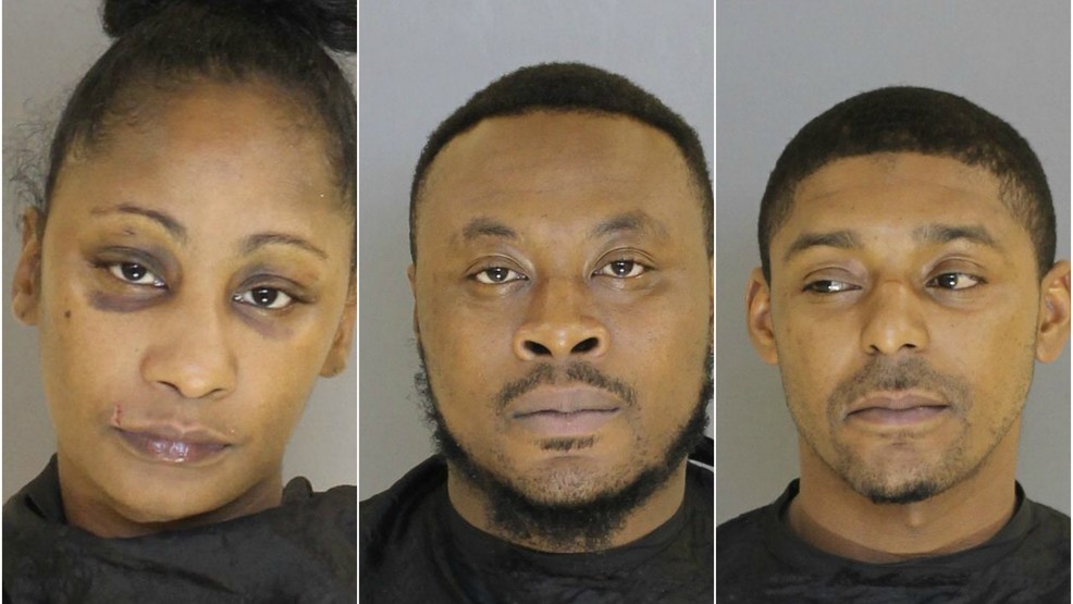 Three arrested at Sumter motel after man broke into ex