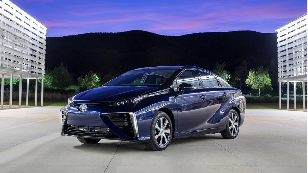 Toyota Mirai Fuel Cell Car To Get Global Showcase At 2020 Olympics