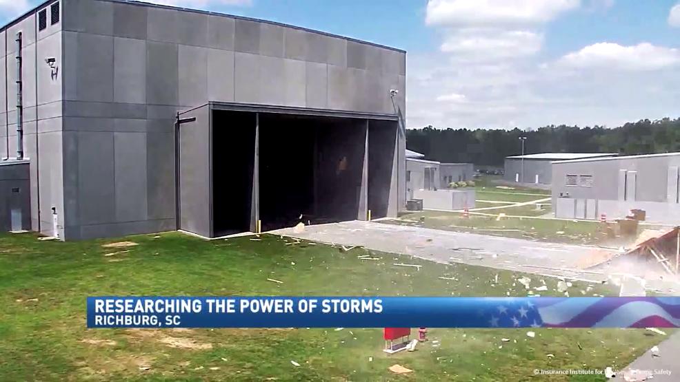 Researching Hurricane Destruction As Isaias Heads Toward U S Wach