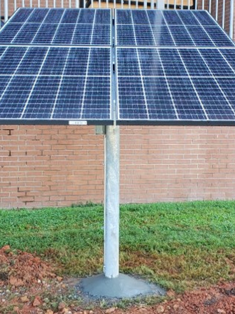 Irmo High Uses Solar Panels To Teacher Students About Renewable Energy Wach
