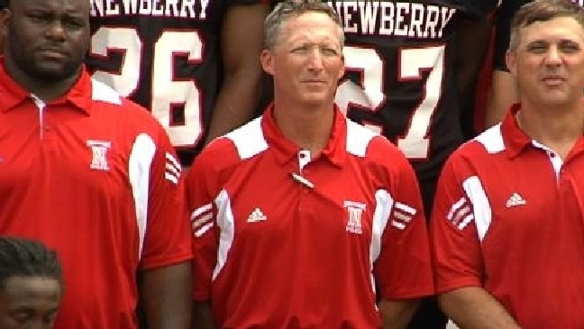 big sale 839a0 6a186 Newberry College Wolves gear up for 2010 Season | WACH