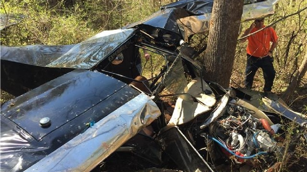 Two injured in plane crash in Oconee County | WACH