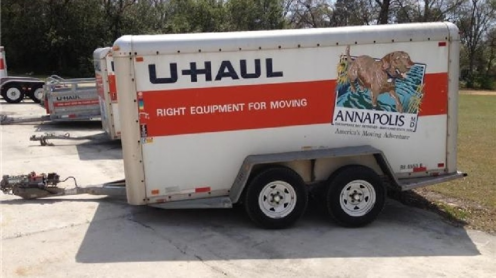 U-Haul trailer stolen in Kershaw County | WACH